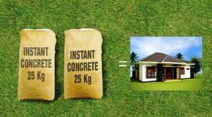 beton instan